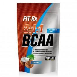 FIT-rx BCAA 2:1:1 300 гр
