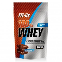 FIT-rx 100% Whey 900 гр