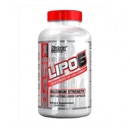 Nutrex  Lipo 6120 капс