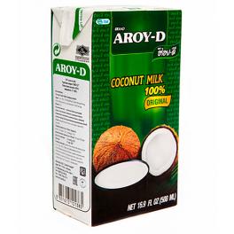 AROY-D Кокосовое молоко 100% 500 мл