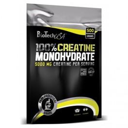 BioTech 100 % Creatine Monohydrate 500 гр